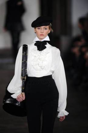 Catwalk Highlights: Ralph Lauren and Victoria Beckham